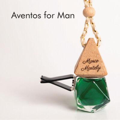 Férfi autóillatosító parfüm