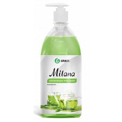 Folyékony krémszappan zöldtea illattal