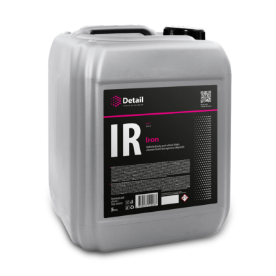 Iron (IR) Fémszennyeződés eltávolító szer 5L