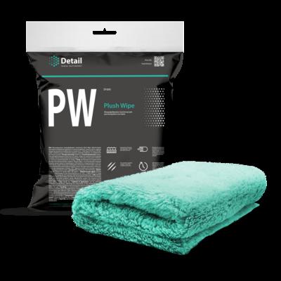 Plush Wipe (PW) Mikroszálas törlőkendő